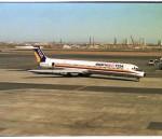 エルさんが、羽田空港で撮影した東亜国内航空 MD-81 (DC-9-81)の航空フォト(写真)