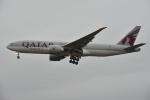 Izumixさんが、成田国際空港で撮影したカタール航空カーゴ 777-FDZの航空フォト(写真)