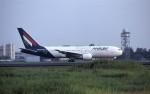 kumagorouさんが、仙台空港で撮影したマレーヴ・ハンガリー航空 767-27G/ERの航空フォト(飛行機 写真・画像)
