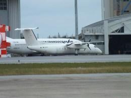 ピーノックさんが、那覇空港で撮影した琉球エアーコミューター DHC-8-314 Dash 8の航空フォト(飛行機 写真・画像)