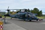 ワイエスさんが、千歳基地で撮影した航空自衛隊 UH-60Jの航空フォト(写真)