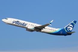masa707さんが、ロサンゼルス国際空港で撮影したアラスカ航空 737-990/ERの航空フォト(写真)