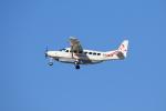 masa707さんが、ロサンゼルス国際空港で撮影したモクレレ航空 208B Grand Caravanの航空フォト(写真)