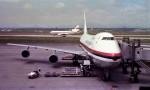 ハミングバードさんが、新千歳空港で撮影した日本航空 747SR-46の航空フォト(写真)