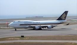 ハミングバードさんが、関西国際空港で撮影したシンガポール航空 747-412の航空フォト(飛行機 写真・画像)