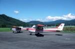 ハミングバードさんが、飛騨エアパークで撮影した中日本航空 172P Skyhawkの航空フォト(写真)
