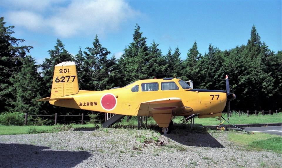 ハミングバードさんの海上自衛隊 Fuji KM-1/KM-2 (201-6277) 航空フォト