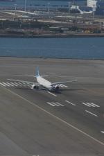 なまくら はげるさんが、羽田空港で撮影したガルーダ・インドネシア航空 A330-200の航空フォト(写真)