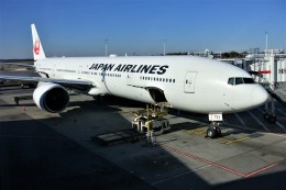 yoshibouさんが、ジョン・F・ケネディ国際空港で撮影した日本航空 777-346/ERの航空フォト(写真)