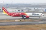 青春の1ページさんが、関西国際空港で撮影したベトジェットエア A321-271Nの航空フォト(写真)