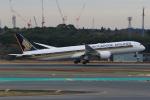 みるぽんたさんが、成田国際空港で撮影したシンガポール航空 787-10の航空フォト(写真)
