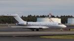 raichanさんが、成田国際空港で撮影したNetjets Europe BD-700-1A10 Global 6000の航空フォト(写真)