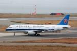 T.Sazenさんが、関西国際空港で撮影した中国南方航空 A320-232の航空フォト(飛行機 写真・画像)