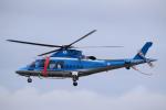 nagoya888さんが、名古屋飛行場で撮影した佐賀県警察 AW109SPの航空フォト(写真)