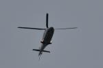 NFファンさんが、厚木飛行場で撮影したノエビア AW109SP GrandNewの航空フォト(写真)