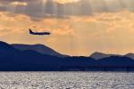 HISAHIさんが、長崎空港で撮影したスカイマーク 737-86Nの航空フォト(写真)