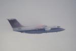 チャーリーマイクさんが、羽田空港で撮影したイギリス空軍 BAe-146 CC2 (BAe-146-100 Statesman)の航空フォト(写真)