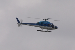 木人さんが、那覇空港で撮影したエクセル航空 AS355N Ecureuil 2の航空フォト(飛行機 写真・画像)