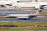 kaeru6006さんが、羽田空港で撮影したウィルミントン・トラスト・カンパニー G500/G550 (G-V)の航空フォト(写真)