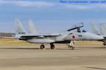 いおりさんが、茨城空港で撮影した航空自衛隊 F-15J Eagleの航空フォト(写真)