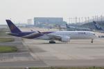MA~RUさんが、関西国際空港で撮影したタイ国際航空 A350-941XWBの航空フォト(写真)