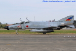 いおりさんが、茨城空港で撮影した航空自衛隊 F-4EJ Kai Phantom IIの航空フォト(写真)