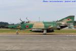いおりさんが、茨城空港で撮影した航空自衛隊 RF-4E Phantom IIの航空フォト(写真)