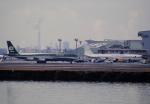 チャーリーマイクさんが、羽田空港で撮影したスペイン空軍 707の航空フォト(写真)