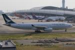 MA~RUさんが、関西国際空港で撮影したキャセイパシフィック航空 A330-343Xの航空フォト(写真)