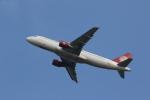 MA~RUさんが、関西国際空港で撮影した吉祥航空 A320-214の航空フォト(写真)