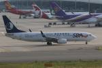 MA~RUさんが、関西国際空港で撮影した山東航空 737-85Nの航空フォト(写真)