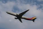 MA~RUさんが、関西国際空港で撮影したアシアナ航空 A330-323Xの航空フォト(写真)