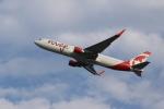 MA~RUさんが、関西国際空港で撮影したエア・カナダ・ルージュ 767-333/ERの航空フォト(写真)