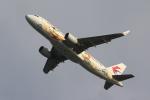 MA~RUさんが、関西国際空港で撮影した中国東方航空 A320-214の航空フォト(写真)