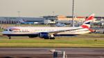 誘喜さんが、ロンドン・ヒースロー空港で撮影したブリティッシュ・エアウェイズ 787-9の航空フォト(写真)