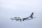 さんたまるたさんが、那覇空港で撮影したスカイマーク 737-8HXの航空フォト(写真)