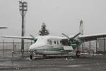 camelliaさんが、但馬飛行場で撮影した共立航空撮影 680FL Grand Commanderの航空フォト(写真)