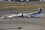 神宮寺ももさんが、伊丹空港で撮影したANAウイングス DHC-8-402Q Dash 8の航空フォト(写真)