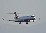 鈴鹿@風さんが、小松空港で撮影したアイベックスエアラインズ CL-600-2C10 Regional Jet CRJ-702ERの航空フォト(写真)