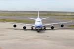 ゆなりあさんが、中部国際空港で撮影したチャイナエアライン 747-409の航空フォト(写真)