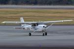 camelliaさんが、静岡空港で撮影したジェイ・ディ・エル技研 172S Skyhawk SPの航空フォト(写真)