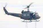 kaeru6006さんが、習志野演習場で撮影した陸上自衛隊 UH-1Jの航空フォト(写真)