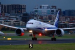 BENKIMAN-ENLさんが、台北松山空港で撮影した全日空 787-8 Dreamlinerの航空フォト(写真)