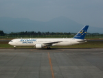 デデゴンさんが、鹿児島空港で撮影したスカイマーク 767-3Q8/ERの航空フォト(写真)