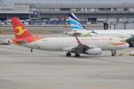 キイロイトリさんが、関西国際空港で撮影した天津航空 A320-232の航空フォト(写真)