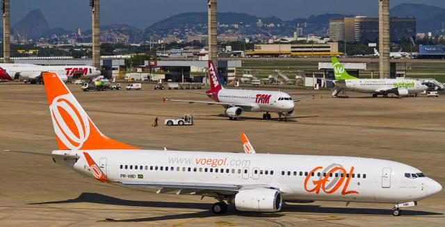 アントニオ・カルロス・ジョビン国際空港 - Antonio Carlos Jobim International Airport [GIG/SBGL]で撮影されたアントニオ・カルロス・ジョビン国際空港 - Antonio Carlos Jobim International Airport [GIG/SBGL]の航空機写真(フォト・画像)