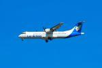 まいけるさんが、スワンナプーム国際空港で撮影したラオス国営航空 ATR-72-202の航空フォト(写真)