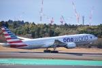ユウイチ22さんが、成田国際空港で撮影したアメリカン航空 777-223/ERの航空フォト(写真)