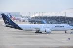 FLYING  HONU好きさんが、関西国際空港で撮影したルフトハンザドイツ航空 747-830の航空フォト(写真)