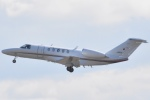 ANA&peachLOVEさんが、関西国際空港で撮影した国土交通省 航空局 525C Citation CJ4の航空フォト(写真)